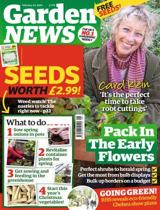Garden News Feb 22 2020