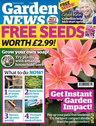 Garden News Mar 14 2020