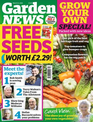 Garden News Mar 21 2020
