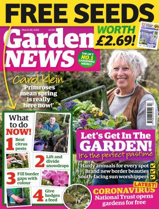 Garden News Mar 28 2020