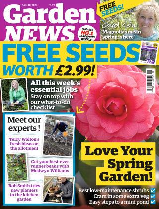 Garden News Apr 18 2020