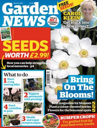 Garden News Apr 25 2020
