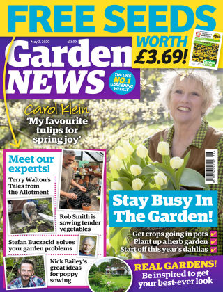 Garden News May 2 2020