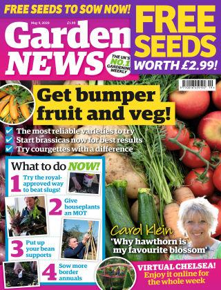 Garden News May 9 2020