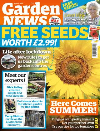Garden News May 16 2020