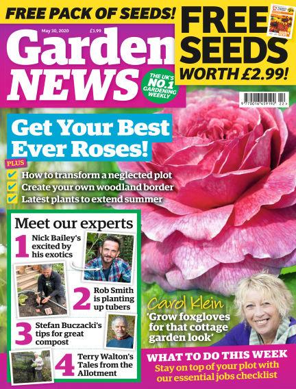 Garden News May 26, 2020 00:00