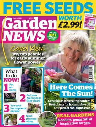 Garden News 6th June 2020