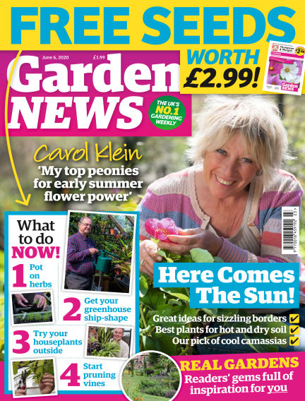 Garden News June 02, 2020 00:00