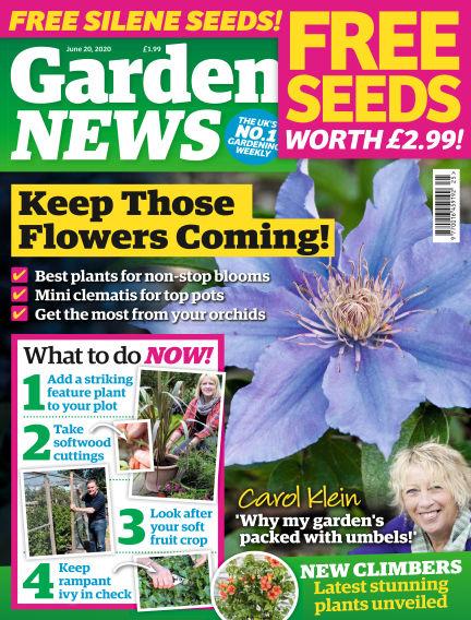 Garden News June 16, 2020 00:00