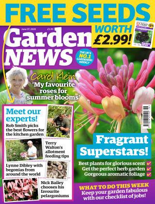 Garden News 27th June 2020