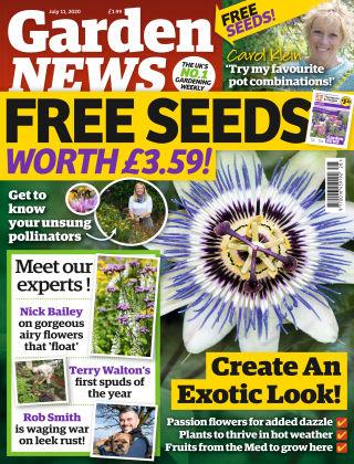 Garden News 9th July 2020