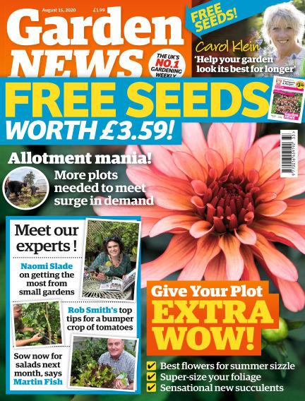 Garden News August 11, 2020 00:00