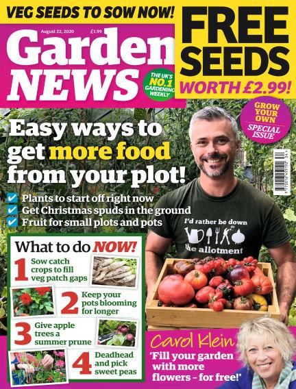 Garden News August 18, 2020 00:00