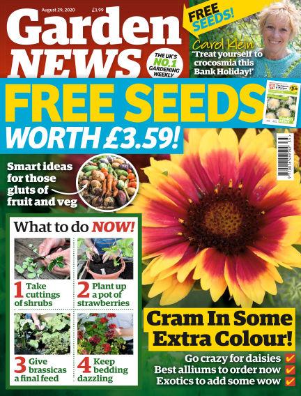 Garden News August 25, 2020 00:00