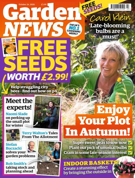 Garden News October 20, 2020 00:00