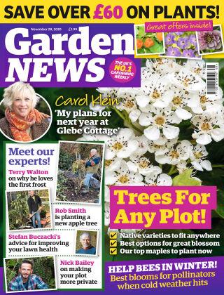 Garden News 28th November 2020