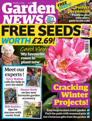 Garden News 5th December 2020