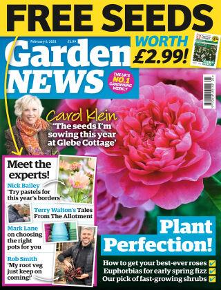 Garden News 6th Feb 2021