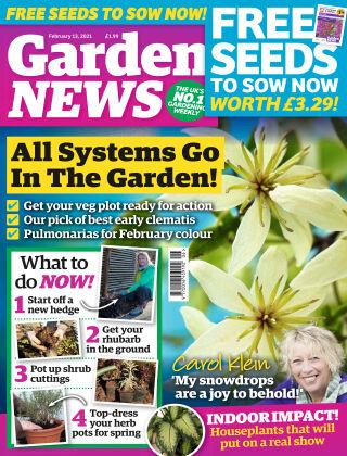 Garden News 13th February 2021