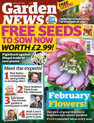 Garden News 20th February 2021