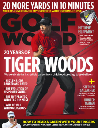 Golf World November 2014