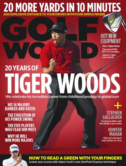 Golf World September 25, 2014 00:00