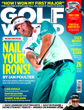 Golf World July 2014