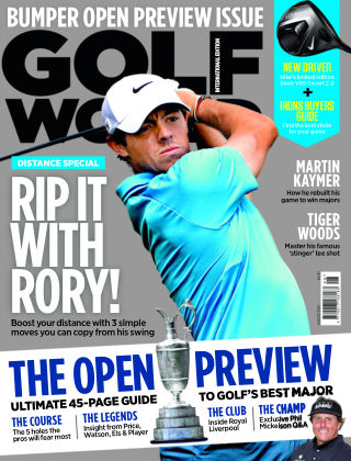 Golf World August 2014