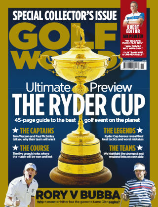 Golf World October 2014