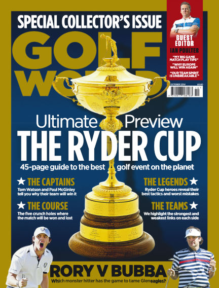 Golf World August 28, 2014 00:00