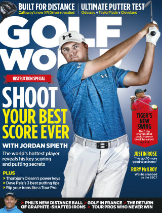 Golf World March 2014