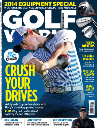 Golf World April 2014