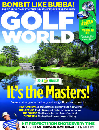 Golf World May 2014