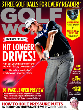 Golf World June 2014