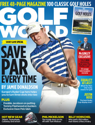 Golf World December 2014