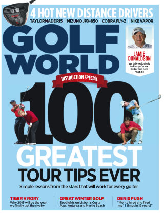 Golf World January 2015