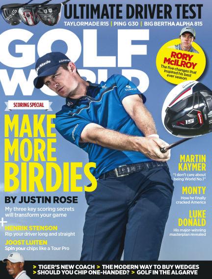 Golf World December 18, 2014 00:00