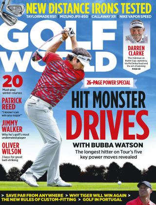 Golf World April 2015