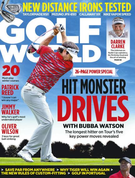 Golf World February 12, 2015 00:00