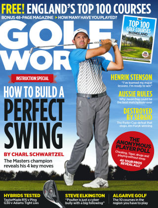 Golf World June 2015