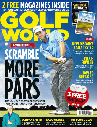 Golf World July 2015