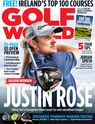 Golf World August 2015