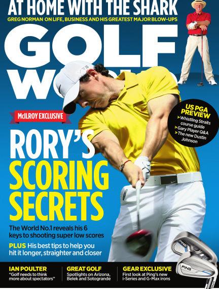 Golf World July 30, 2015 00:00