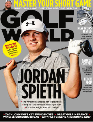 Golf World October 2015