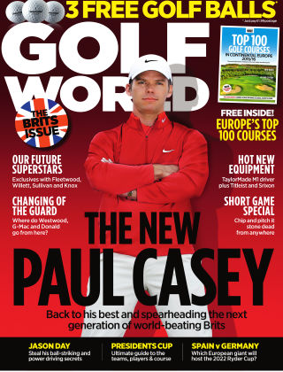 Golf World November 2015