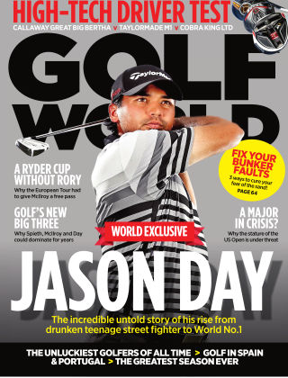 Golf World December 2015