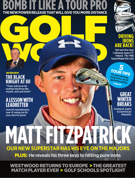 Golf World November 19, 2015 00:00