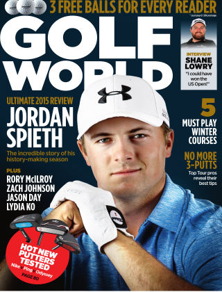 Golf World February 2016