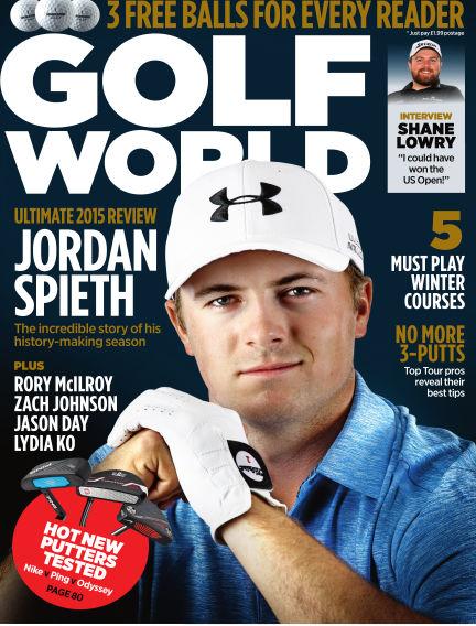 Golf World December 17, 2015 00:00