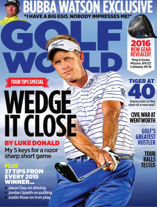 Golf World March 2016